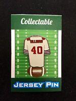 Arizona Cardinals Pat Tillman jersey lapel pin-Collectable-Fondly Remembered