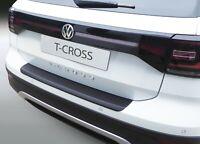 Voll Ladekantenschutz VW T-CROSS passgenau mit Abkantung RGM ab BJ. 04.2019>