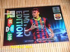 Champions League 2013/2014 Adrenalyn XL Limited Edition NEYMAR JR