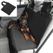 Car Seat Cover for Dogs Waterproof Pet Cat Hammock Rear Back Seat Cover for SUV