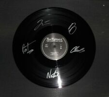 The Foo Fighters signed Record x5 COA