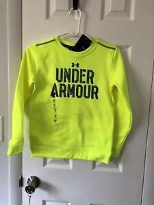 UNDER ARMOUR Boys Youth  Sweatshirt Coldgear