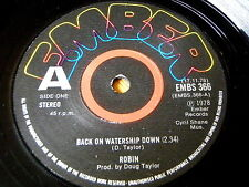 Robin-Back on Watership Down Vinilo De 7""