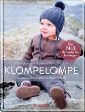 Klompelompe - Bezaubernde Strickprojekte für Babys und Kinder von Hanne Andreassen Hjelmas und Torunn Steinsland (2017, Gebundene Ausgabe)