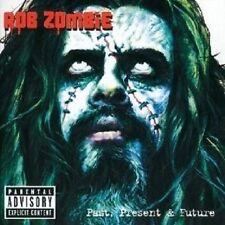 "ROB ZOMBIE ""PAST, PRESENT & FUTURE""  CD+DVD NEU"
