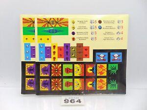 Games Workshop Warhammer Battle Masters Banners Sheet 964-510 (acc)