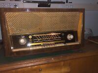 Grundig 3068 altes Röhrenradio Volksempfänger Röhrenverstärker Hifi Zauberklang