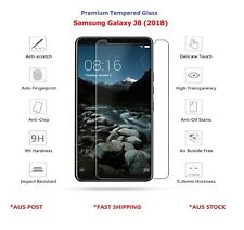 Premium Tempered Glass Genuine Top Screen Protector For Samsung Galaxy J8 (2018)