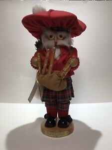 "Steinbach The Christmas Legends Duncan ""The Scottish Santa"""