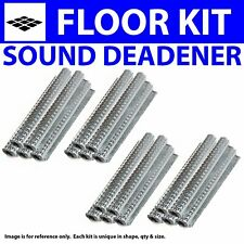 Heat & Sound Deadener Ford Mustang 1994 - 2004 Floor Kit 29241Cm2 zirgo custom