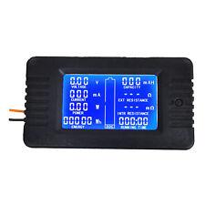 XENES Batteriemonitor Batterietester DC Spannung Kapazität Shunt Power PZEM-015