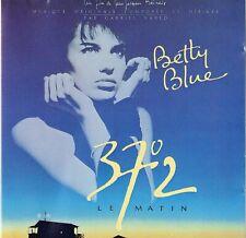 Original Soundtrack CD - Betty Blue (1986) Le Matin - Gabriel Yared - NEW/SEALED