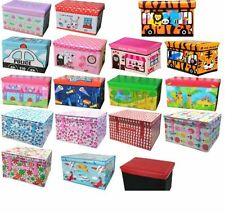 Large Home Storage Boxes with Zipped