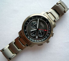 Audi RS Racing Quattro Motorsport Sport Design Car Accessory Watch Chronograph