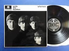 Los Beatles Con Los Beatles Parl 2 Caja temprano LP EX +/ex +