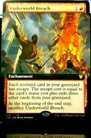 Underworld Breach EXTENDED ART Theros Beyond Death MtG IN HAND