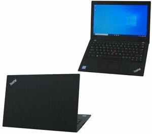 Lenovo ThinkPad X280 Core i5 - 8TH GEN 8GB / 256GB SSD Webcam Windows 10 Laptop