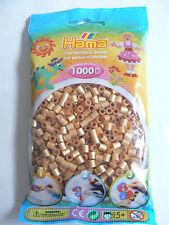 HAMA. 1000 cuentas para planchar Color ORO