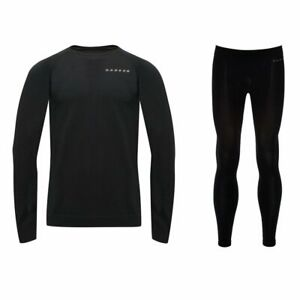 Mens Dare2b In Mode Merino Wool Thermal Base Layer Set