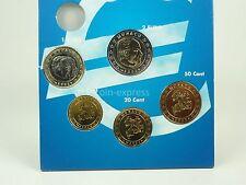 *** EURO KMS MONACO 2002 BU 10 Cent - 2 Euro Kursmünzensatz Münzen Coin Set ***