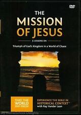 New MISSION OF JESUS That The World May Know Faith Lessons DVD #14 Vander Laan