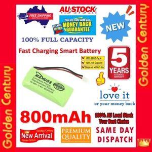 *2021* 3x Telstra V850 Cordless Phone Battery for Uniden BT-694 BT-694S