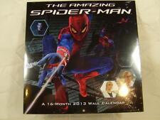 AMAZING SPIDER-MAN Movie Wall Calendar 2013 Spiderman Spider Man