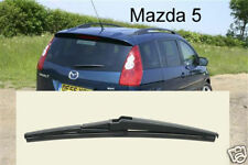 Rear Wiper Blade Mazda 5 05,55,06,56,07,57,08,58,09,59,10,60,11,61,12,62,13 Reg