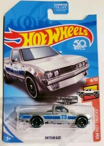 1/64 Hot Wheels 2018 Datsun 620 Zamac Walmart Exclusive..USA only