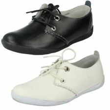 Earth Leather Lace Up Flats for Women