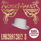 CD Gigi D'Agostino Noisemaker Compilation Laboratorio 3
