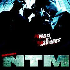 Suprême NTM-Paris sous les bombes 2 VINYL LP NEUF