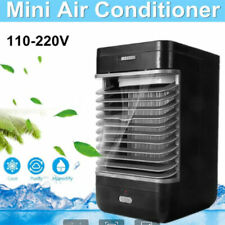 Portable Mini Air Conditioner Cooling Clean Artic Air Cooler Fan Humidifier 110V