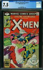 Amazing Adventures V2 #1 CGC 7.5 1979 X-Men #1 homage