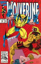 WOLVERINE 60, 61, 63, 64, 65, 66, 68 1992 X-Men Sabretooth Shiva