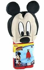 Disney Mickey Mouse Poncho Hooded Beach Towel