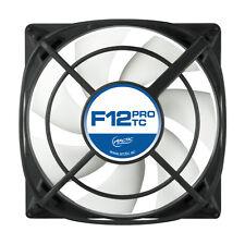 Arctic Cooling f12 Pro TC ventola chassis hochleistungslüfer + vibrazione smorzamento