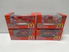 Bill Elliott #94 McDonald's 1:64 Die Cast Set of 4 Cars Set #1 062719AMCAR3