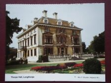 POSTCARD CAMBRIDGESHIRE LONGTHROPE - THORPE HALL