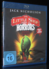 BLU-RAY LITTLE SHOP OF HORROR - DER KLEINE HORRORLADEN - JACK NICHOLSON - BONUS