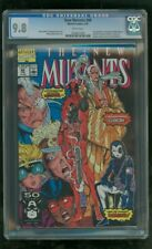 CGC 9.8 NEW MUTANTS #98 MARVEL COMICS 1ST APPEARANCE DEADPOOL WADE WILSON 2/1991
