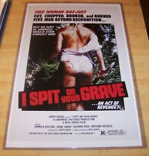 I Spit on Your Grave 11X17 Movie Poster