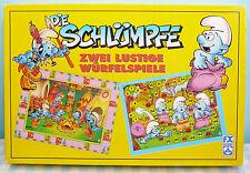 The Smurfs Game Smurfen spel Peyo Schtroumpf Die Schlumpfe Spiel Pitufo 1995