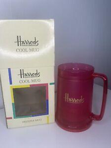 Harrods Knightsbridge Cool Mug Freezer Beer Tankard