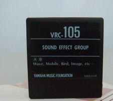 YamahaDX7 - VRC-105 Sound Effect Group - DX Synthesizer ROM Cartridge TX