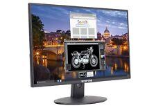 """Sceptre E225W-19203R 22"""" Ultra Thin 75Hz 1080p LED Monitor 2x HDMI VGA Build-..."""