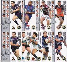 2014 Season Team Set NRL & Rugby League Trading Cards