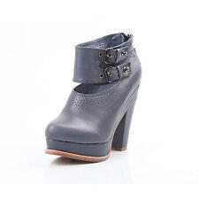 Think Stiefel und Stiefeletten aus Echtleder für Damen