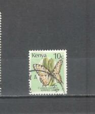 S6906 - KENYA 1990 - MAZZETTA DI 10 FARFALLE - VEDI FOTO