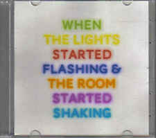 Wouter Hamel-The Lights Promo cd single